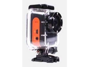 ISAW A1, Sports Camcorder. 1.69x1.49x2.32 inches. 100ft waterproof housing. HD real recording, 1280x720 @30fps. 120degree wide angle Full line of mouting accessories in the box