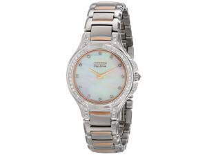 Citizen Women's EX1166-52D The Signature Collection Eco-Drive Fiore Watch