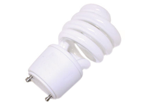 Eiko 07750 - SP18/41-GU24 Twist Style Twist and Lock Base Compact Fluorescent Light Bulb