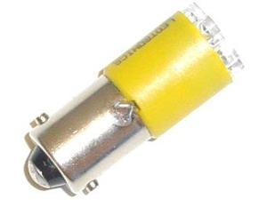 General 31274 - BF3127 YELLOW 28V T3.25 7-LED CLUSTER Miniature Automotive Light Bulb