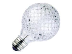 Westinghouse 05017 - 40G25/H/CG/ECO Decorative Halogen Light Bulb