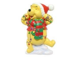 Precious Moments 02099 - Winnie The Pooh LED Plaque (131707)