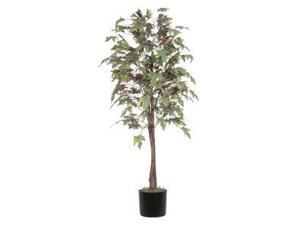 Vickerman 31916 - 6' Frosted Maple Tree (TEC1760-07) Maple Home Office Tree
