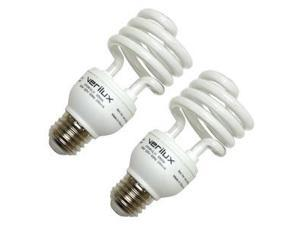 Verilux 05112 - CFS18VLX Compact Fluorescent Daylight Full Spectrum Light Bulb