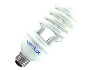 Verilux 05114 - CFS3WVLX Compact Fluorescent Daylight Full Spectrum Light Bulb