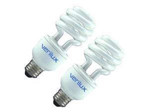 Verilux 05128 - CFS23VLX Compact Fluorescent Daylight Full Spectrum Light Bulb