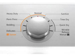 samsung dv422ewhdwr 72 cu ft super capacity electric front load dryer reviews