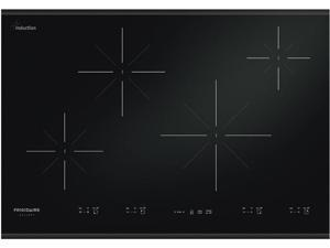 "30"" Induction Cooktop with 4 Heating Elements, 10"" - 3,400 Watts Element, Power Assist Function, Hot Surface Indicators and Express-Select Controls"