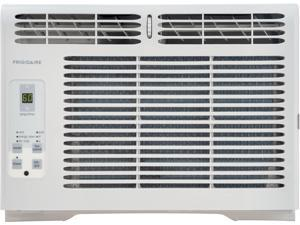 5,000 BTU Window Room Air Conditioner with 9.7 EER, R-410A Refrigerant, 0.8 Pts/Hr Dehumidification, Programmable Timer, Digital Controls and Remote Control