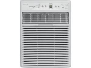 8,000 BTU Slider/Casement Air Conditioner with 10.9 EER, R-410A Refrigerant, 3.0 Pts/Hr Dehumidification, 350 sq. ft. Cooling Area, Energy Saver and Remote Control