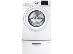 "27"" Front-Load Washer with 4.2 cu. ft. Capacity, 8 Wash Cycles, 9 Options, 4 Temperatures, 1,200 RPM Spin Speed, Self Clean+ and Diamond Drum Design"