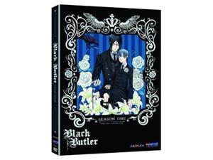 Black Butler DVD Box Set: Season 1 Part 2 Anime DVDs