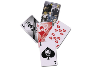 Durarara Playing Cards Anime themed black jack poker solitaire game cards GE Animation