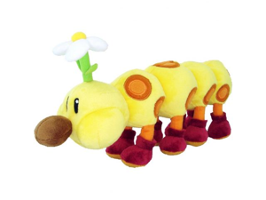 "Global Holdings Super Mario Plush Toy - 11"" Wiggler"