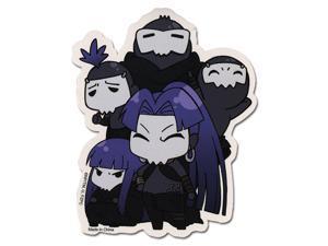 Sticker: Fate/Zero - SD Assasin GE Entertainment