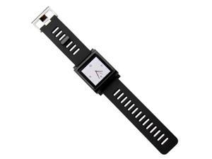 Aluminum Bracelet Watch Band Wrist Band for iPod Nano 6 Cover Case