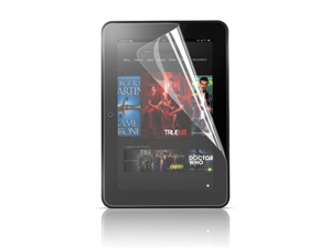 """New High Quality Glossy Screen Guard Protector for Amazon Kindle Fire HD 8.9"""" Tablet"""
