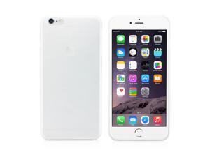 """GEARONIC TM Ultra Thin Slim Fit PP Matte Case Cover Hard Back Skin for Apple iPhone 6 Plus 5.5"""" - Clear"""