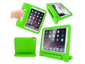 "GEARONIC TM Children Safe Kids Friendly Protective Eva Foam Rugged Case Cover Handle Stand Case for Apple iPad Pro 9.7""  - Green"