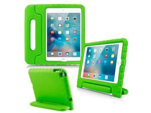 GEARONIC TM Shockproof Kids Eva Safe Thick Foam Handle Protective Case Cover Stand for Apple iPad mini 4 - Green