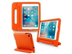 GEARONIC TM Shockproof Kids Eva Safe Thick Foam Handle Protective Case Cover Stand for Apple iPad mini 4 - Orange