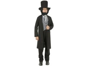 Childs Honest Abe Costume