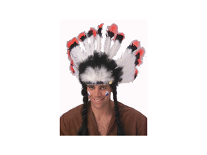 Deluxe Native American Headdress for Adult