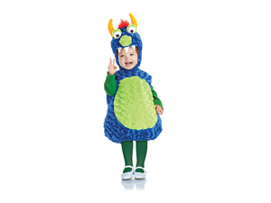 Toddler Monster Costume by Underwraps Costumes 25976