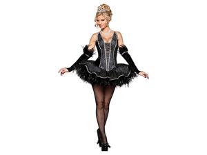Adult Black Swan Costume Incharacter Costumes LLC 8001