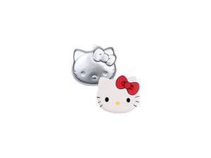 "Novelty Cake Pan-Hello Kitty 11""X10.1""X1.9"""