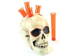 Skull Test Tube Shot Holder