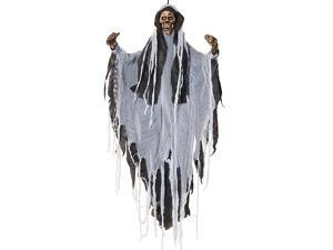 Chained Cloaked 5' Skeleton Decoration