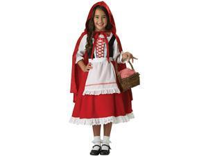 Little Red Riding Hood Elite Girl's Costume