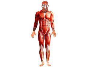 Anatomy Man Male Costume