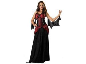 Alluring Vampiress Deluxe Women's Costume