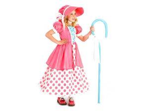 Little Bo Peep Polka Dot Costume for Girls