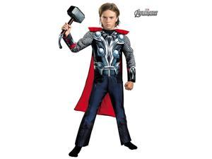 Classic Muscle Thor Avengers Costume for Kids