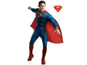 Superman Man of Steel Deluxe Men's Costume