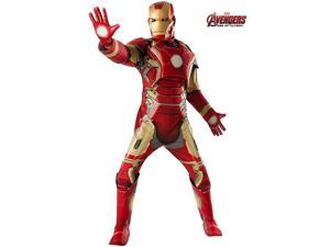 Adult Avengers 2 Iron Man Deluxe Mark 43 Costume