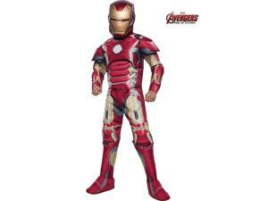 Avengers 2 Deluxe Iron Man Mark 43 Costume for Kids