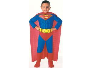 Kid's Deluxe Superman Muscle Chest Costume