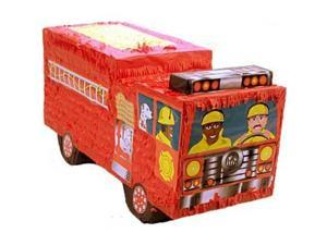 Firetruck Pinata - Party Supplies