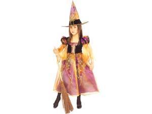 Child Elegant Witch Costume Rubies 882851