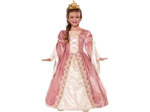 Victorian Rose Costume for Kids