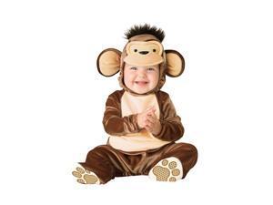 Mischievous Monkey Infant Toddler Costume