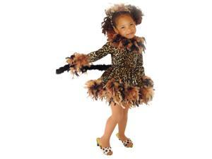 Chandelle Girl Cat Costume