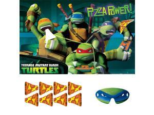 Ninja Turtles Party Game (Each) - Party Supplies
