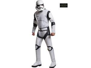 Adult Star Wars The Force Awakens Deluxe Stormtrooper Costume