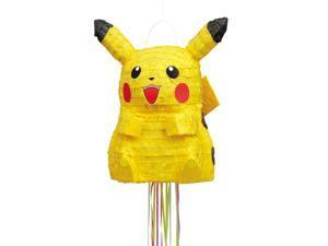 Pikachu Pull Pinata - Party Supplies