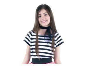 Child Black and White 50s Top Costume
